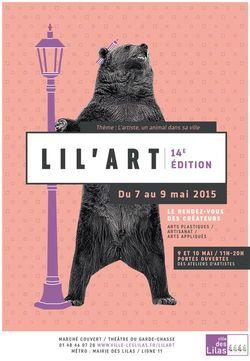 Lil-Art - affiche 2015